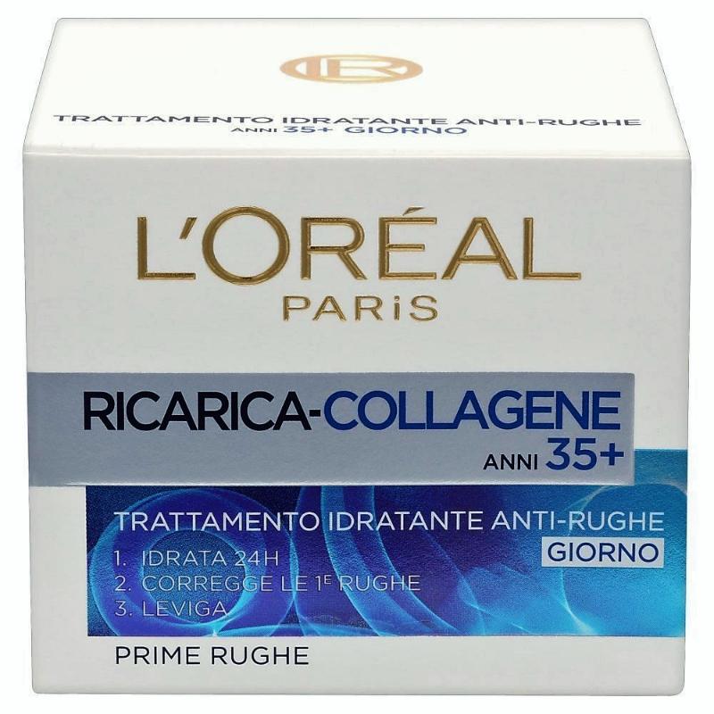 Dnbcenter - L'OREAL PARIS RICARICA-COLLAGENE ANNI 35..